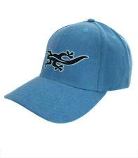 Black Salamander Turquoise Baseball Cap - PC2 - New