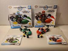 K'Nex Mario Kart Wii Mario and Luigi's Motorized Sprinter Kart preowned