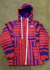 The North Face Jacket Cryptic Coat Women's XS Ski Winter Red/ Purple MINT