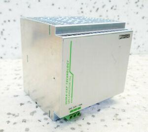 PHOENIX CONTACT UPS-CAP/24DC/10A/10kJ (2320377) POWER SUPPLY