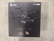 Holy Stone HS700 FPV GPS RC Drone- Brushless Motor- Black