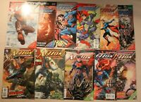 Superman Action Comic Annual #1, 0, 11, 12, 14, 17, 19-23 (11 Comics) The New 52