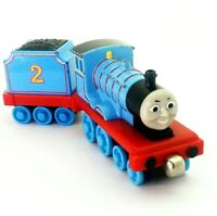 Thomas & Friends Take Along Edward Diecast Train And Tender Learning Curve 2002