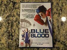 BLUE BLOOD RARE NEW SEALED PAL DVD! 2006 BRITISH BOXING DOCUMENTARY GREAT FILM!