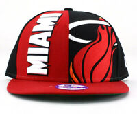 Miami Heat New Era 9FIFTY NBA City Edition Snapback Cap South Beach Hat 950