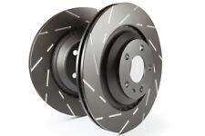 EBC for 06-09 Hyundai Entourage 3.8 USR Slotted Front Rotors - ebcUSR7540