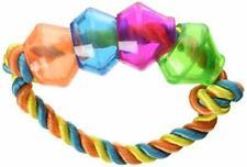 JW Pet Company Treat Pod Rope Ring, Small
