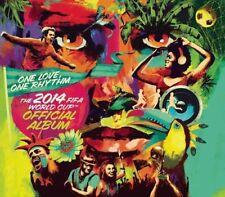 CD de musique compilation Love sur album