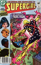 SUPERGIRL  (1982 Series)  (DC) #9 NEWSSTAND Fine Comics Book