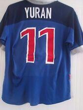 Russia 1998-2000 Yuran 11 Away Football Shirt Size Medium /41014