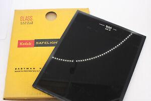 """Kodak 6B Brown 8x10"""" For Photo Darkroom Process - Glass - NEW Open Stock F28K"""