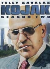 KOJAK: SEASON TWO (Region 1 DVD,US Import,sealed.)
