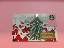 2016 Starbucks US Christmas card