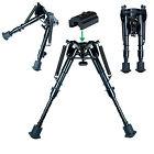"""Range & Shooting 6"""" To 9"""" 3 Level Spring Return Sniper Bipod W/Sling Swivel New"""