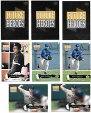 Lot of 8 1993 Upper Deck Future Heroes --- Clemens, Griffey, Thomas