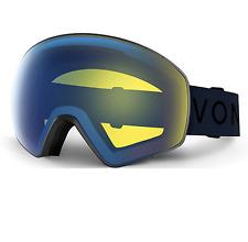 NEW Von Zipper Jetpack Goggles-BYA Black-Yellow Blue+Bronze-SAME DAY SHIPPING!