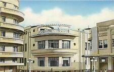 Linen Postcard; Casino Salvadoreño, San Salvador, El Salvador C.A. Unposted