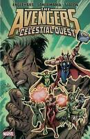 Avengers: Celestial Quest by Steve Englehart 2012 Marvel Graphic Novel  TPB