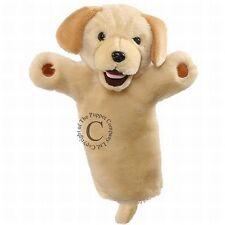 Peluche Chien Labrador beige 38 cm article neuf