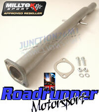 Milltek Mini Cooper S R53 MK1 2004 Centre Pipe Exhaust Non Res Louder MSM311REP