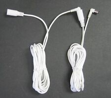 Dual 15 Feet Extension Cables for Solar Panel Extension