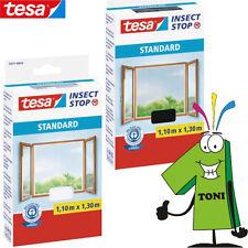 Tesa Fliegengitter Set Insect Stop Standard f. Fenster Insektenschutz