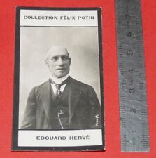 PHOTO IMAGE FELIX POTIN 1er ALBUM 1885 EDOUARD HERVE JOURNALISTE POLITIQUE