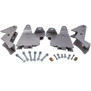 """2.5"""" front and rear Lift Kit Brackets Fit for Can-Am Commander UTV Max 2011-2017"""