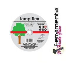 DISCO TAGLIO LEGNO LAMPIFLEX 115X1,6 PROFESSIONALE SMERIGLIATRICE FAI DA TE