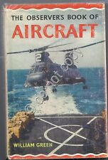 Aerei - Aviazione - Aircraft - The observer's book - W. Green - 1968