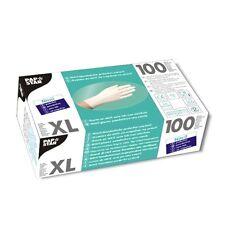 1000 Nitrilhandschuhe puderfrei weiss Größe XL Einmalhandschuh Einweghandschuhe