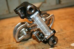 1975 First Generation Campagnolo Super Record Rear Derailleur Extremely Rare!