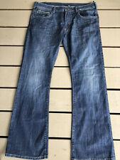Buffalo Mens Jeans Kenn  34/31.5 Boot Cut
