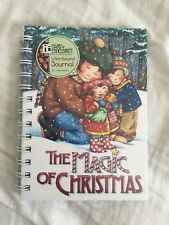 Mary Engelbreit Journal - 80 pages, The Magic Of Christmas, Sealed