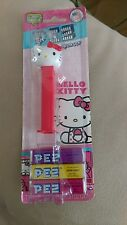 HELLO KITTY Candy & Pez Dispenser Grape Lemon Rasberry 2013 Sanrio Sealed Pack