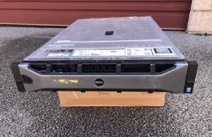 DELL Precision Rack 7910 XEON E5-2609 V3 @ 1.90GHZ 16GB 256GB SSD QUADRO K2200