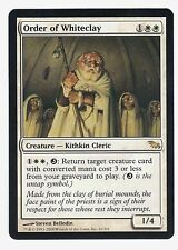 MTG Shadowmoor Rare Order of Whiteclay, M to NM, card has never been played