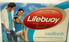 4 BARS!!Lifebouy 125gm CoolFresh Long Lasting Protection USA Seller Fast Shiping