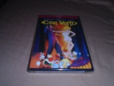 *NEW* COOL WORLD (DVD, 2003) SEALED RARE OOP!