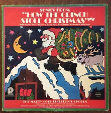 Marty Gold's Children's Chorus on Pickwick ACL9003 – Songs from How the Grinch
