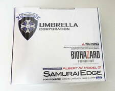Resident Evil SAMURAI BORDE Albert W. Modelo 01 Corporación Umbrella pistola de aire suave