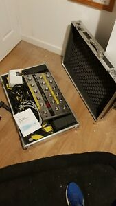 TC G-System with flightcase, loom, Sunday driver and expression pedals
