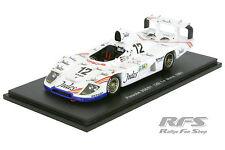 Porsche 936 - Maas / Schuppan / Haywood - 24h Le Mans 1981 - 1:43 Spark 4433