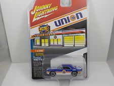 Johnny Lightning 1967 67 Chevy Camaro Union 76 opening hood 1/64 scale die cast