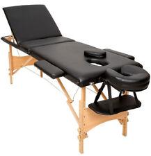 LETTINO MASSAGGI Portatile 3 ZONE NUOVO Estetica Fisioterapia Tatoo *SCONTO 12€
