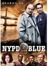NYPD Blue: Season 05 [New DVD] Full Frame