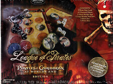 League of Pirates of the Caribbean Game Sealed Official Movie Product 2 Players