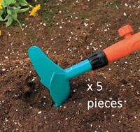 Gardena Lote Mano Paleta Jardín Accesorio X 5 Piezas Nuevo