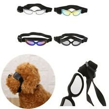 Windproof Eyewear Goggles Sunglasses with Adjustable Strap for Pet Dog Puppy Cat