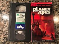 Planet Of The Apes VHS! 1968 Cult Thriller! Soylent Green Forbidden Planet